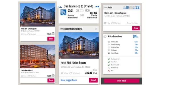 Amadeus CheckMyTrip to add Olset hotel recommendations