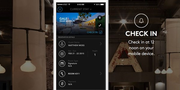 RoomKey Technologies, the mobile services startup for hotels, scores a $1M investment