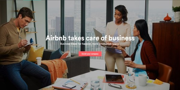 Airbnb expands business travel focus with BridgeStreet deal [UPDATED]