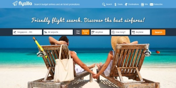 TripZilla launches flights meta with airline dotcoms, OTAs not welcome