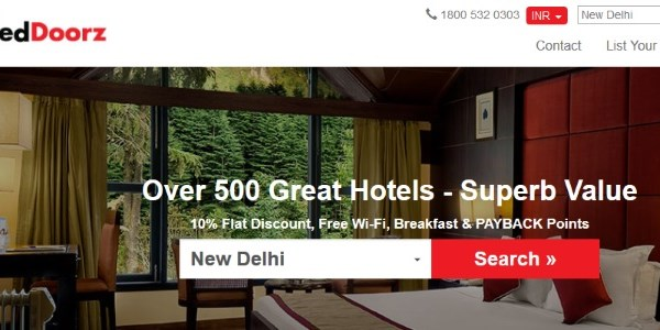 Freshly funded, RedDoorz will expand its branded budget hotels empire