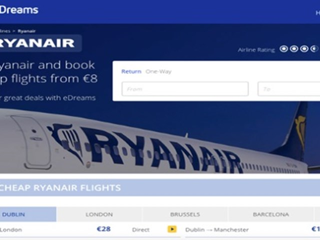 Ryanair To Take Google And Edreams To Court Over Misleading Advertising Claim Phocuswire