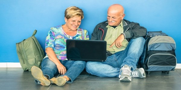 Understanding the older generation and its tech-savvy relationship with travel