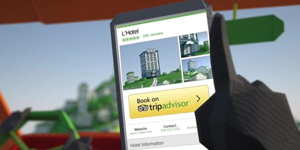Priceline Group hotels go down instant booking route via TripAdvisor