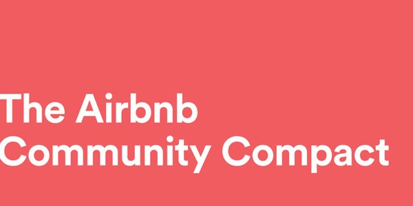 Airbnb gets conciliatory toward cities with new pledge