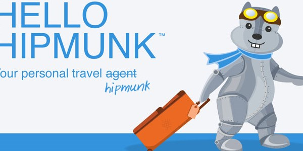 Hipmunk now helps plan trips using its AI