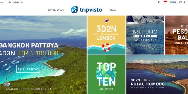 Tuniu backer leads $1 million raise for Tripvisto