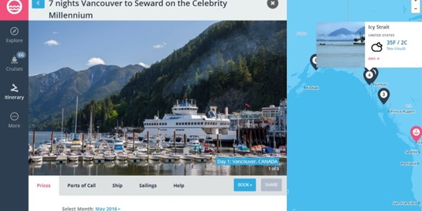 Cruise.me adds interactive services, charts course for growth