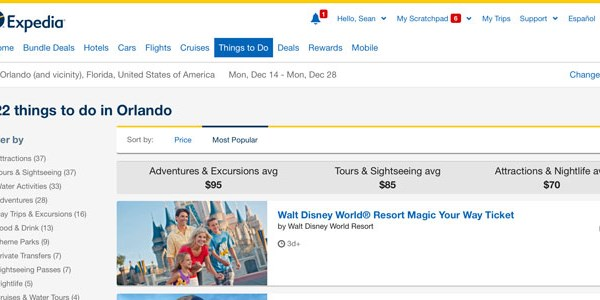 At last, Expedia releases a supplier API for activities