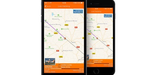 With easyJet deal, FlightRadar24 may soar past rivals