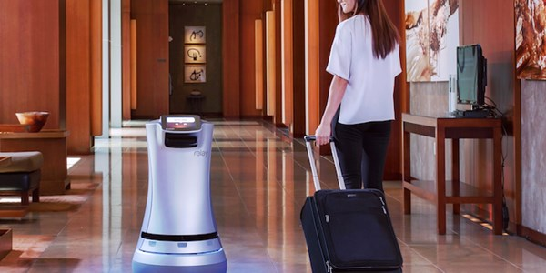 This is the hotel robot you're looking for - Relay nabs $15 million investment