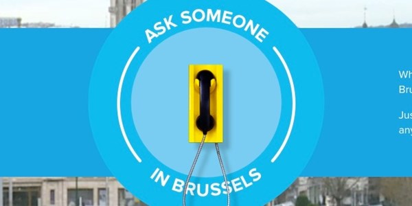 Brussels' locals hear call to attract visitors back