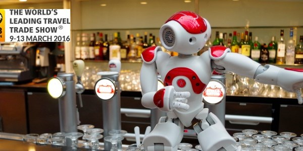 Robots in hotels will work with humans, not replace them
