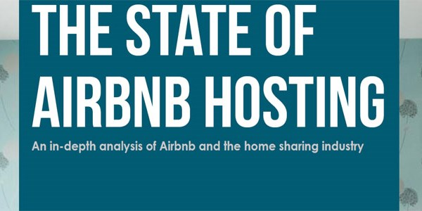 Large study of Airbnb hosts hints at who is making the money