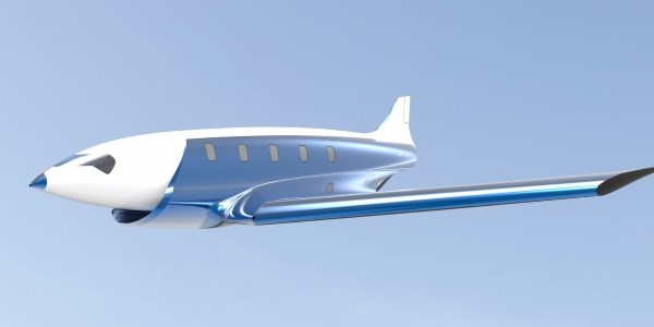 London to New York in 11 minutes - that would be the Antipode