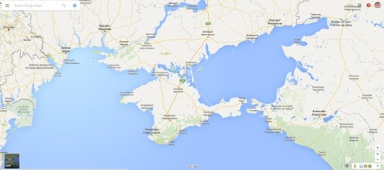 Tripadvisor Slammed In Russia Over Crimea Map Designation Phocuswire