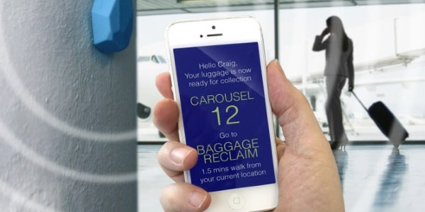 Linking mobile apps and beacons will change travel for the better