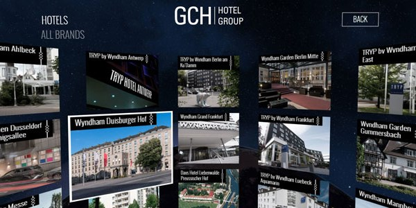 GCH unveils virtual reality views of its 120 hotels