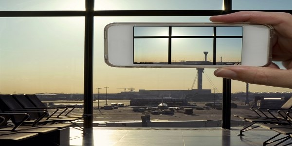 Airport experience and digital travel by 2018 [INFOGRAPHIC]