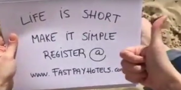 Startup pitch: FastPayHotels hopes to overhaul the hotel-agency distribution model