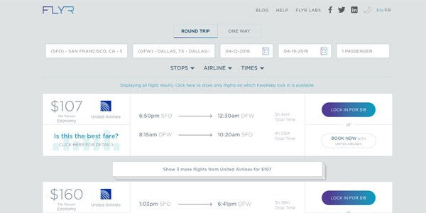 JetBlue's VC fund invests in Flyr, the airfare forecaster