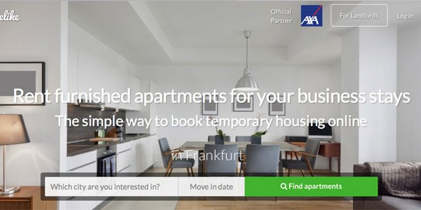 Startup pitch: Homelike gains traction with extended-stay bookings in Europe