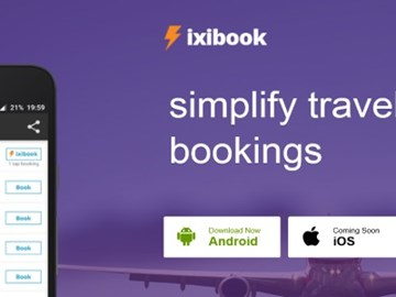 Ixigo adds in-app bookings to flight and hotel meta