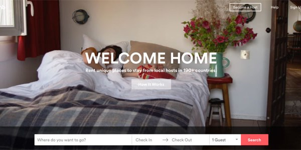 Airbnb is forecast to have $12.3 billion in bookings in 2016