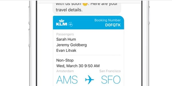 For any travel query, Facebook Messenger thinks there's a bot for that