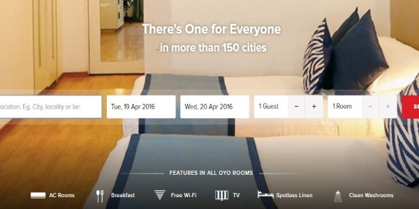 OYO Rooms captures more funding - this time it's $100 million