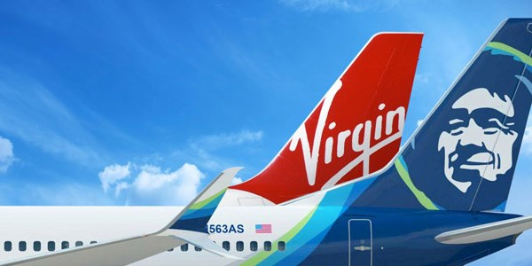 Alaska Air buys Virgin America, in a merger of airline tech innovators