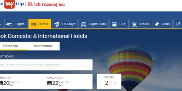 MakeMyTrip takes Ctrip's advice