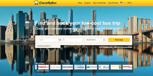 CheckMyBus stops for seven-digit investment round