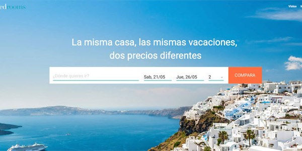 Hundredrooms, the rental metasearch startup, receives Euro 4.1 million