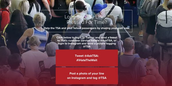 So far, passengers mostly ignore airlines' call to shame the TSA