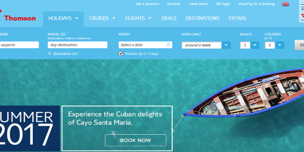 Online growth continues for TUI, another big sell-off announced
