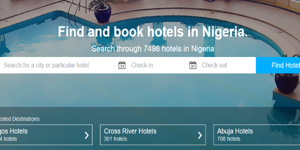Mobile dominates Nigeria's hotel bookings
