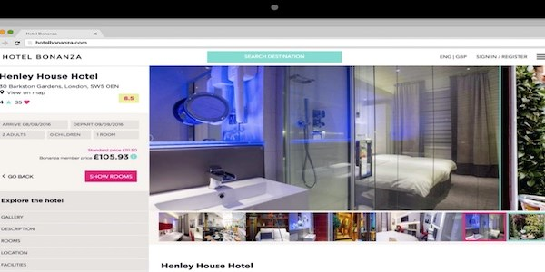 Startup pitch: Hotel Bonanza wants to redress the shaky hotel-OTA relationship