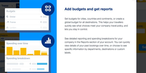 Booking.com means business when it comes to business travel