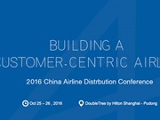 China Airline Distribution Conference: Building a Customer-Centric Airline