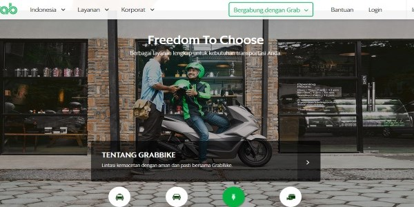 Indonesia grabs top slot for Grab