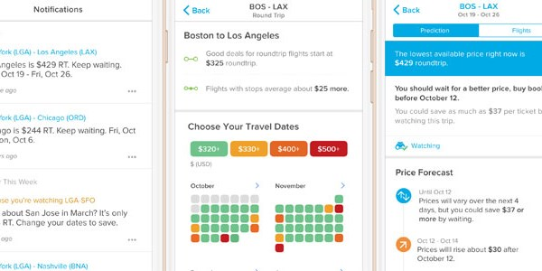 Hopper, the mobile app for flight booking, claims hockey stick growth