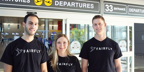Startup pitch: FairFly, an airfare tracking tool for TMCs, is Waze co-founder's travel bet