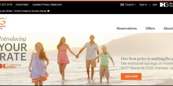 IHG claims rewards revamp is shifting growth to direct from OTAs