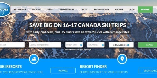 Vacation rental tech firm sells B2C sites to ski.com