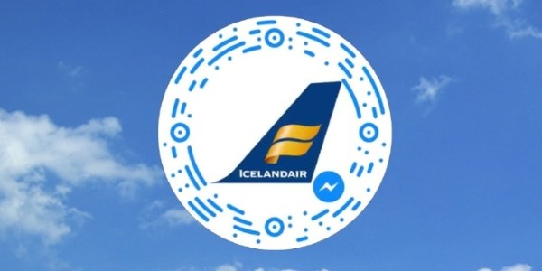 Icelandair and Travelaer build airline industry's first Facebook Messenger booking bot