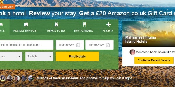 TripAdvisor secures a tenth of all online travel traffic