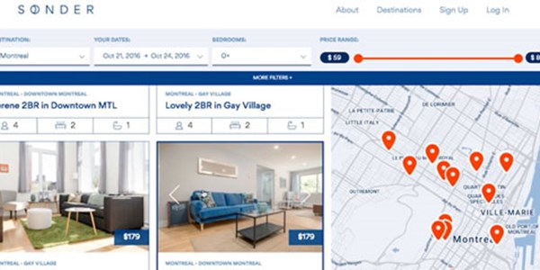 Startup pitch: Sonder raises $10 million for serviced home rentals