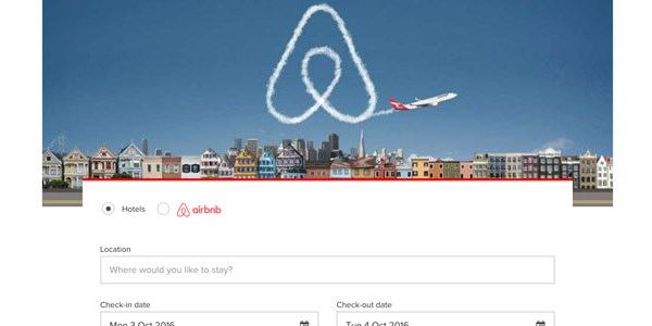 Airbnb enables guests to earn Qantas frequent flyer points