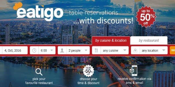 TripAdvisor's The Fork invests in Eatigo